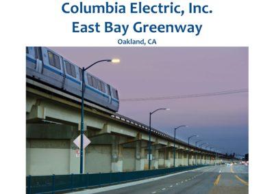 Columbia Electric _ PEA 2016