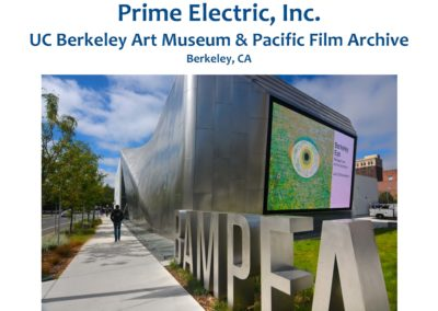 Prime Electric _ PEA 2016 _ 2