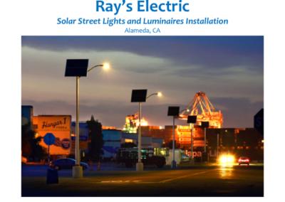 RaysElectric_SolarStreetLight