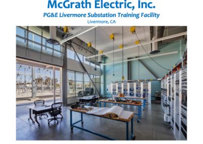 McGrath-PGE Livermore Project2