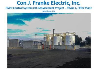 2ConJ Franke - Plant Control
