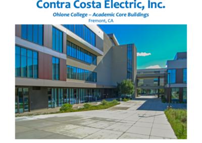 6Contra Costa - Ohlone College