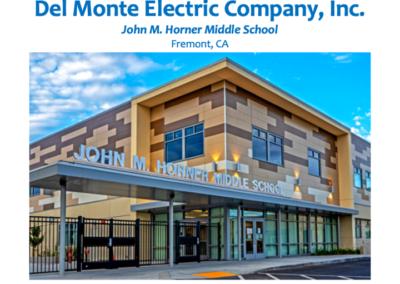 8Del Monte - John Horner