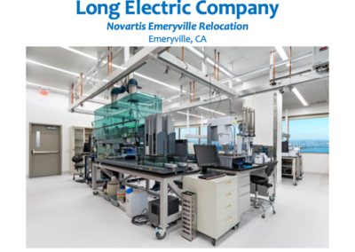 9Long Electric - Novartis